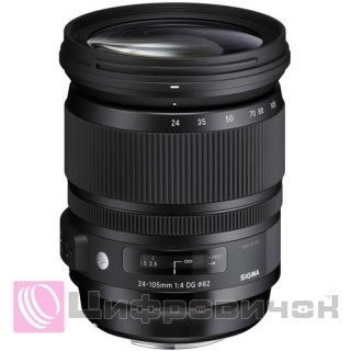 Sigma AF 24-105mm f/4 DG OS HSM A for Canon