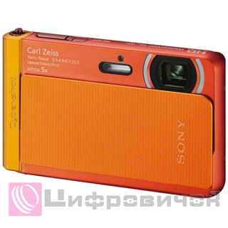 Sony DSC-TX30 Orange