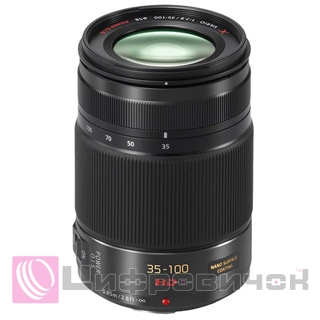 Panasonic 35-100 mm f/2.8