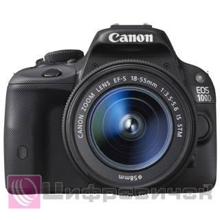 Canon EOS 100D Kit (18-55 IS STM)