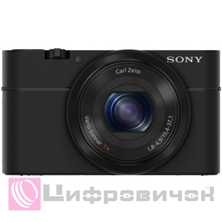 Sony DSC-RX100 Black