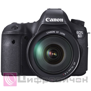 Canon EOS 6D Kit (24-70 f4 L IS USM)