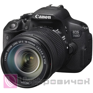 Canon EOS 700D Kit (18-135 IS STM)